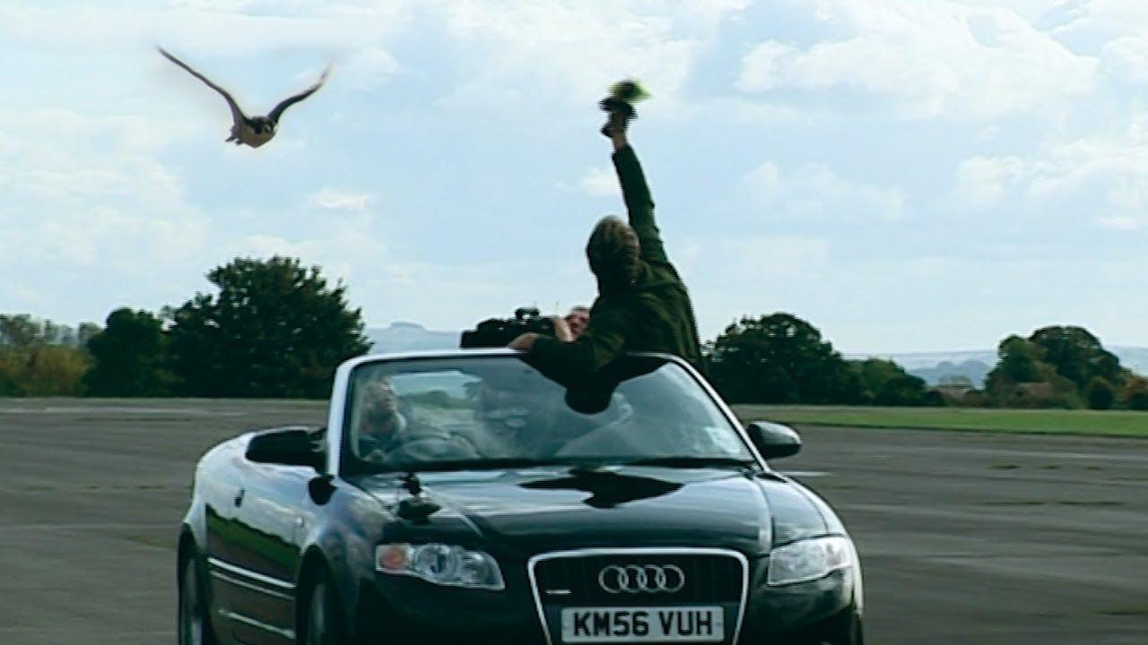 Falcon Races Car | Deadly 60 | Earth Unplugged