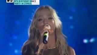 Глюк'oZa (Глюкоза) «Снег идёт» | MTV Birthday Dance Party in Cyprus, 26.12.2009