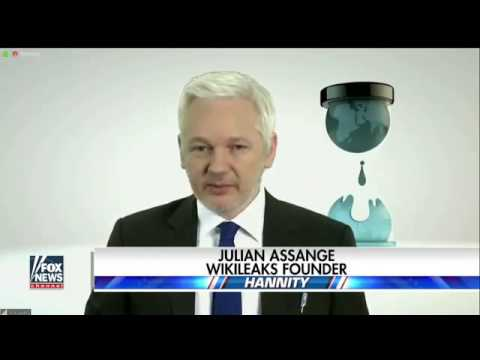 Julian Assange talks Hillary Clinton presidency and its dangers