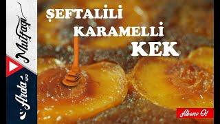 Kek Dünya Şeftalili Kek Tarifi  - Arda'nın Mutfağı