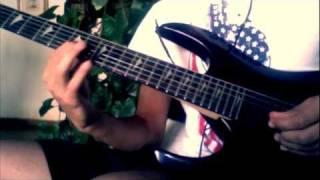 David Guetta, Flo Rida & Nicki Minaj - Where Them Girls At (Guitar Cover)