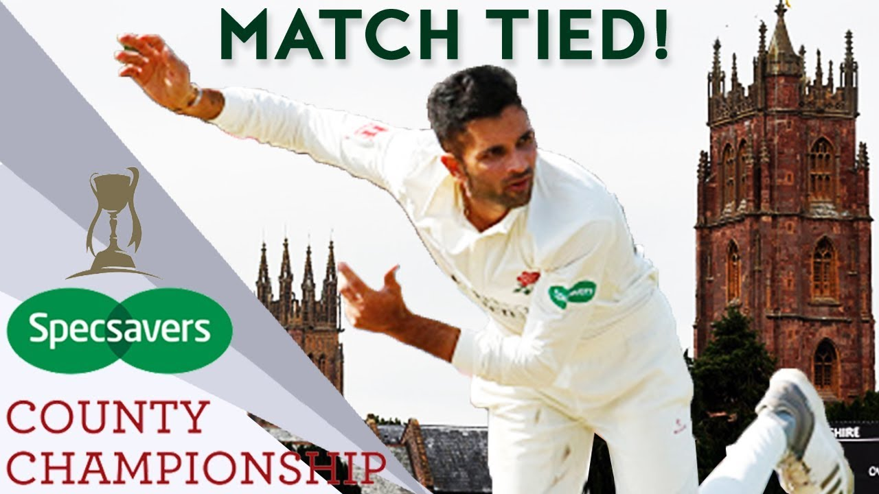 Unbelievable Match TIED For The First Time Since 2003   County Championship 2018 - Highlights