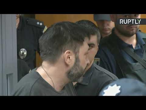 Трансляция из суда в Киеве, где рассматривается ходатайство защиты Вышинского о его освобождении