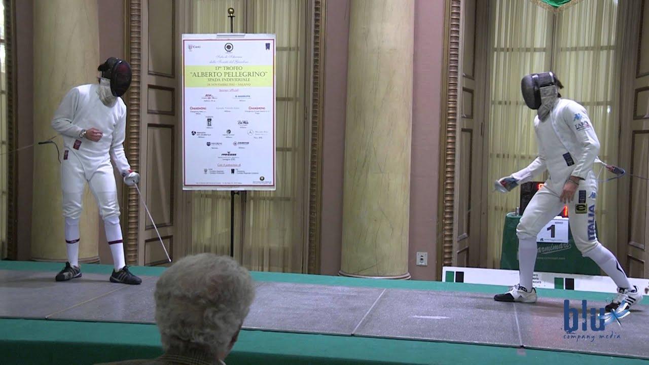 17 trofeo alberto pellegrino sala di scherma societa for Giardino trofeo