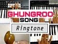 Ghungroo Ringtone | War | Piano Cover | #HrithikRoshan| Hindi Ringtones