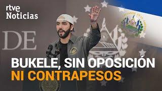 Nayib BUKELE refuerza su poder tras las elecciones legislativas de EL SALVADOR  | RTVE
