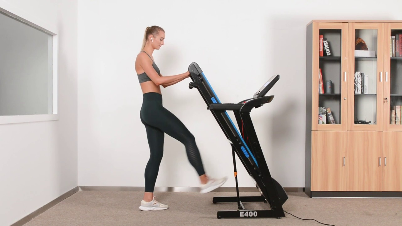 OneTwoFit 2.5HP Foldable Treadmill with Auto Incline | OT123