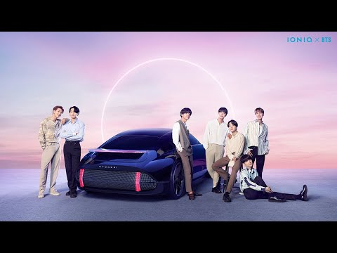 IONIQ x BTS - IONIQ: I'm on it Official M/V