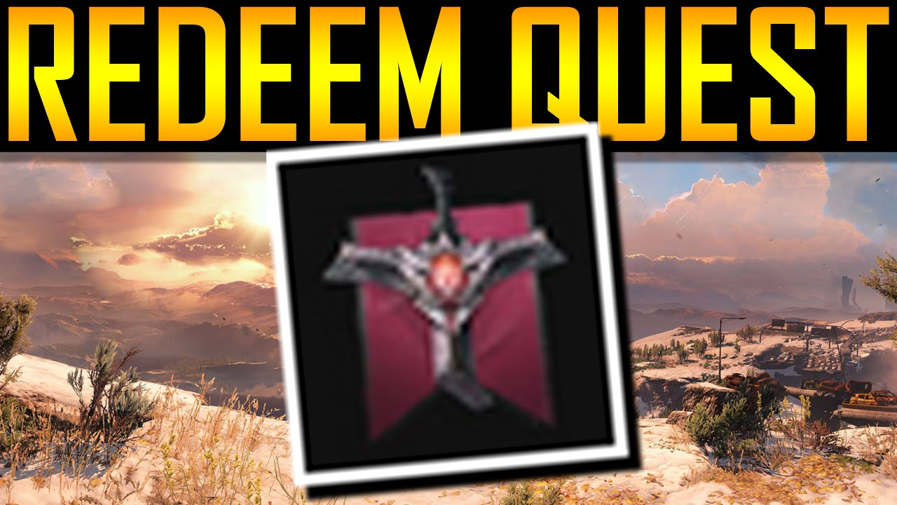 how to get destiny imprecation quest