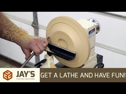Get A Lathe And Have Fun! – 251
