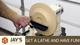 Get A Lathe And Have Fun! - 251