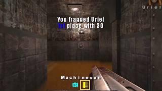 Quake III: Team Arena - The Forgotten Place