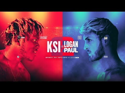 KSI VS LOGAN PAUL REMATCH IS FINALLY HERE