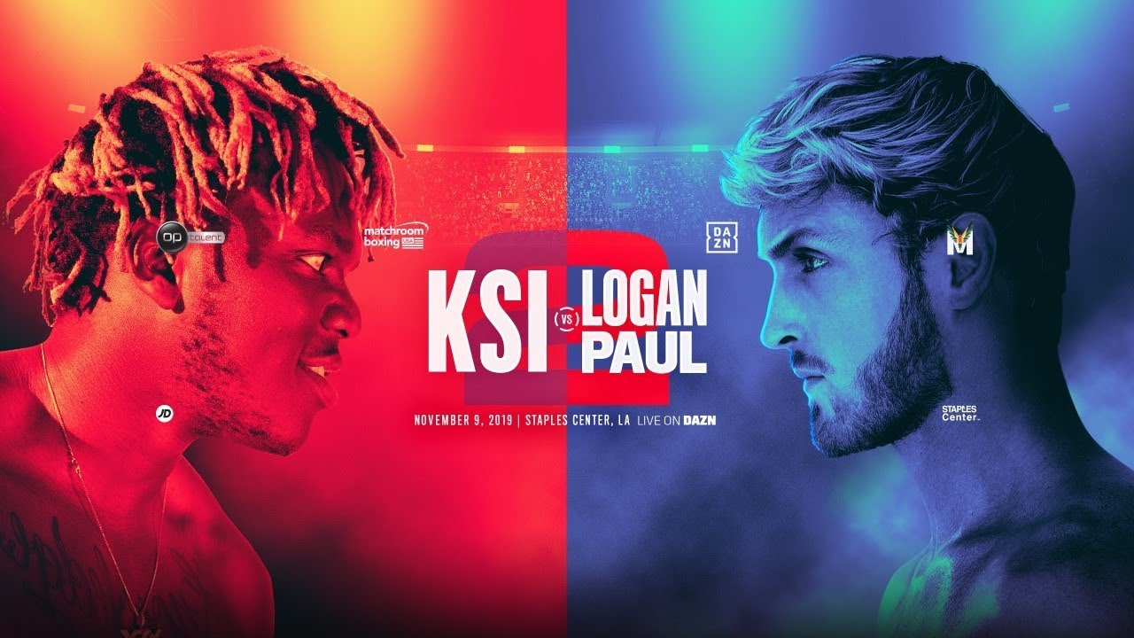 Ksi Vs. Logan Paul 2