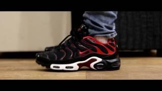ONFEET | Nike Air Max Plus (TN) Black