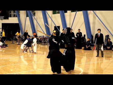 Kendo 2017 Nikkei Games 2 Dan Division: Finals