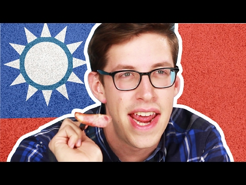 People Try Taiwanese Food For The First Time