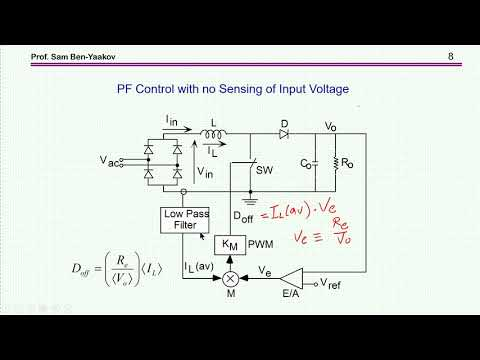 Cancelation Of Low Frequency Ripple At The Output Of Power Factor Correction Converters
