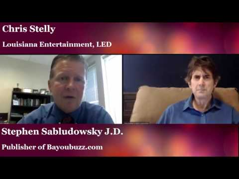 Louisiana entertainment, Chris Stelly,  Digital Interactive Media growth & booming opportunities