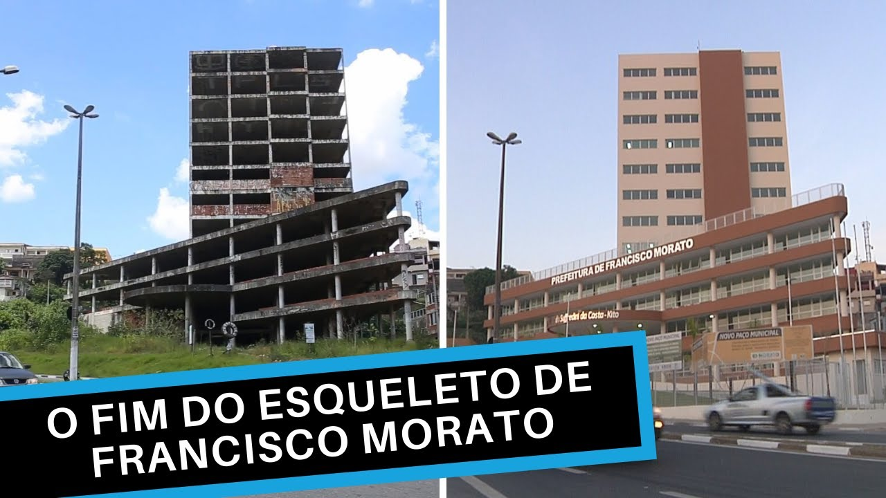 Por dentro da nova prefeitura de Francisco Morato