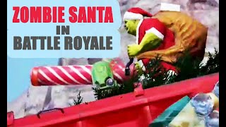 Zombie Santa Parade Vehicle Event in COD Mobile Battle Royale