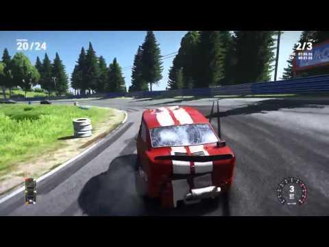 Бесплатные игры онлайн  Next Car Game Tarmac Race  Гонки на спортивных тачках, игры для детей