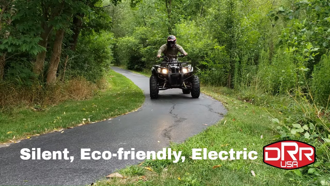 Nature Sounds DRR Stealth Electric ATV UHD