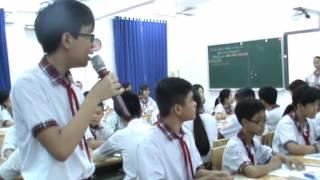 THCS AN NHƠN:  GDCD Phòng chống tệ nạn xã hội