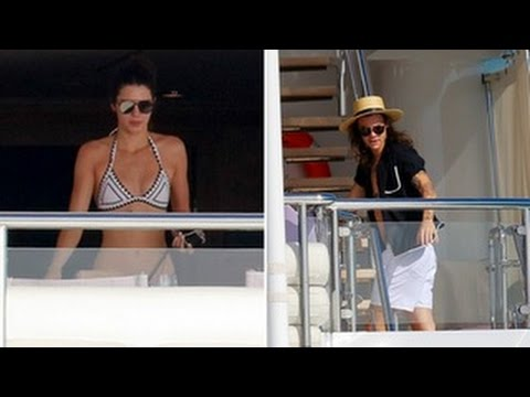 Harry Styles & Kendall Jenner Go On A Private Vacation
