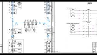 видео Защита блоков генератор - трансформатор