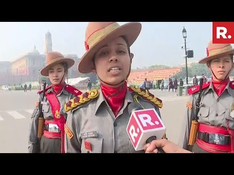 Women Contingent Of Assam Rifles - Women Who Broke Tradition | #ProudToBeIndian