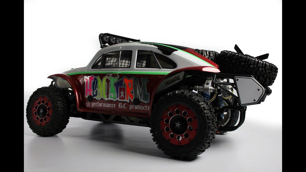 Volkswagen Truck Models >> HPI Baja VW Bug - Restoring a Classic 5th Scale - YouTube