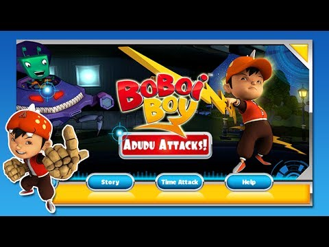 Boboiboy Adudu Attacks Android Gameplay Trailer Hd