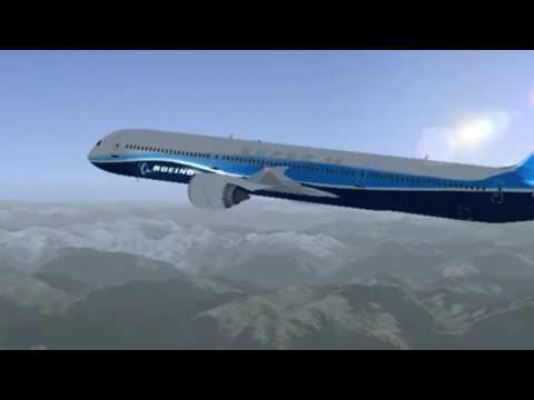 FSX - The Boeing 787 Dreamliner