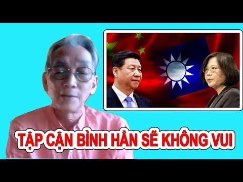 Nguyễn Xuân Nghĩa | Đài Loan Công Khai Trêu Ngươi Tập Cận Bình