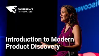 """""""An Introduction to Modern Product Discovery"""" by Teresa Torres"""