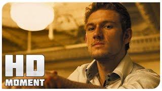 Уилл убивает Фортиса - Время (2011) - Момент из фильма