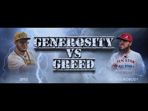 Stellar Fusion: Generosity vs Greed 2.0  (3PFD vs Zach Is Nobody) | Vortex