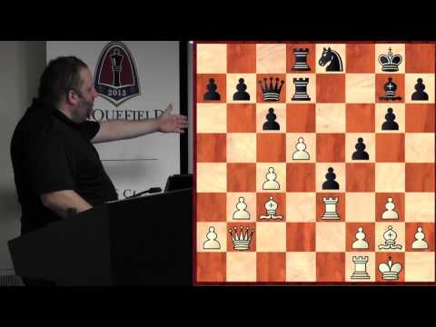 The d4 Pawn and the d4 Square - GM Ben Finegold - 2013.10.02