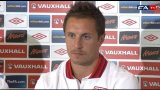 Phil Jagielka & Leighton Baines Interview | FATV