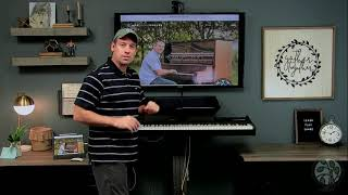 Free Piano Lesson - 1977 Live Free Bird Guitar Solo on WebPianoTeacher.com