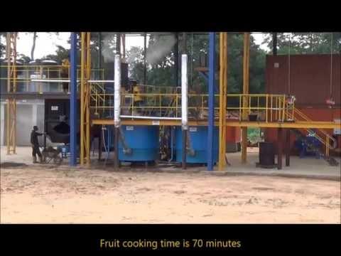 WACAPOL Palm Oil Mill 2013