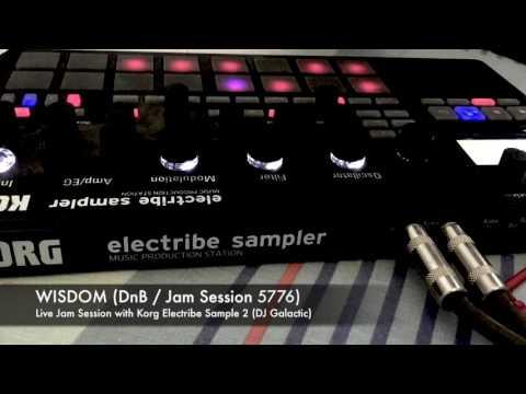 Wisdom (DnB / Jam Session 5776) / Korg ESX2