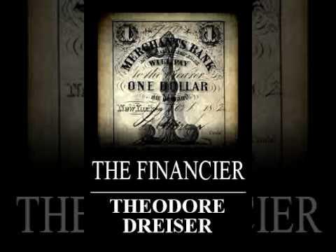 Theodore Dreiser - The Financier. Part 1/5 [audiobook]