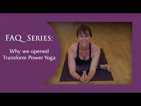 Transform Power Yoga Haymarket Virginia - Liba Spyros Interview