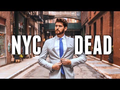New York City is Dead Forever   Erik Conover VLOG #1