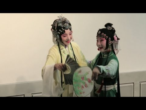 Historic Chinese Opera Resonates in Ancient Amphitheater in Athens