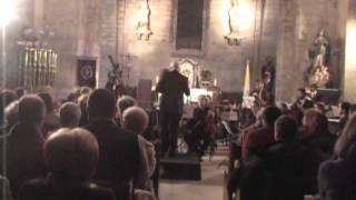 Concierto para órgano y orquesta, Op. 7, nº 3 HWV de G. F. Händel (1685-1759)