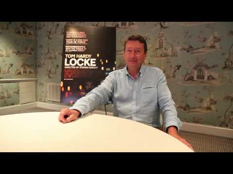 LOCKE Interview - Steven Knight On Tom Hardy and EASTERN PROMISES 2