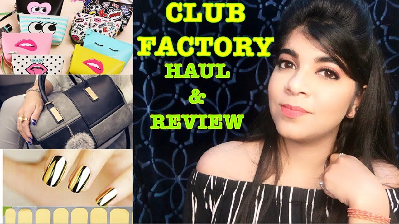 club factory haul review india online shopping bad or good experience youtube. Black Bedroom Furniture Sets. Home Design Ideas